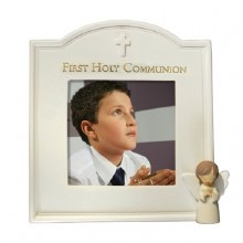 COMMUNION FRAME BOY