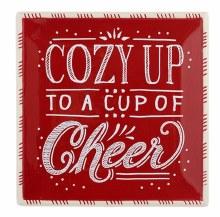 Cozy Up Tidbit Dish