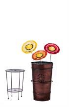 Garden Bucket Display