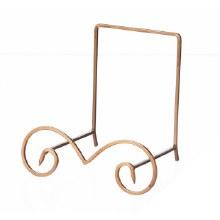 Metal Easel Copper
