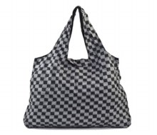 Reusable Shopping Bag- BLK