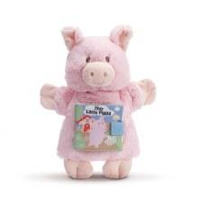 Piggy Puppet Book