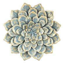 Metal Wall Flower Decor