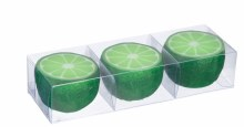 Wax Fruit Candle Lime