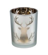 Deer Candleholder