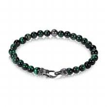 Green Tiger Eye Bracelet 8
