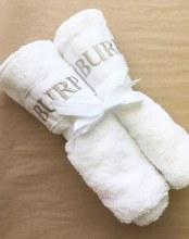 Burp Cloth Set/2