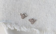 Bee outline Earrings