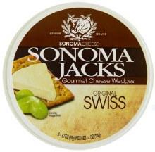 Sonoma Jacks Cheese Swiss
