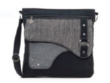 Lilas Cross Body Black