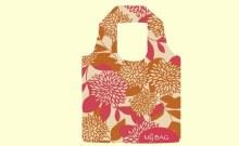 Re-usable bag Chrysanthemum