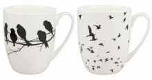 Birds Silhouette set/2