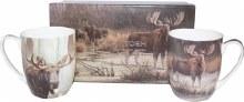 Bateman Moose set of two