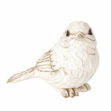 Bird Antique White