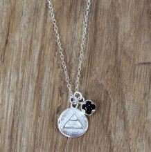 Talisman Necklace Onyx