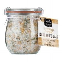 Roasted Garlic Butcher's Salt