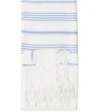 Turkish Towel Sultan White