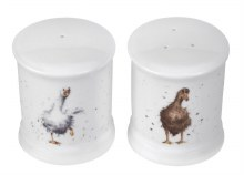 Ducks Salt & Pepper set