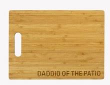 Daddio of Patio Cutting Board