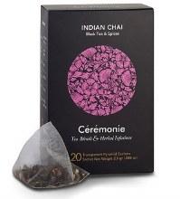 Indian Chai Pyramid Tea