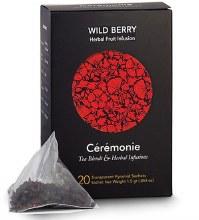 Wild Berry Pyramid Tea