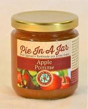 Apple Pie in Jar