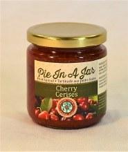 Cherry Pie in Jar