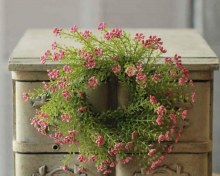 Astilbe Candle Ring