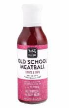 Old School Meatball Sauce
