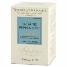 "Organic Peppermint Tea 20""s"