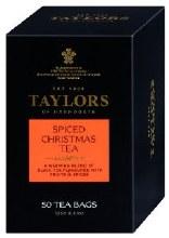 Spiced Christmas Tea Bags