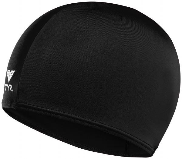 LYCRA SWIM CAP JR noir