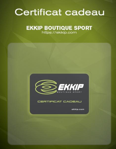 Certificat Cadeau Ekkip 25$