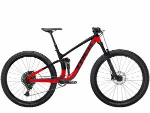 Fuel EX 7 29'' Black Red S