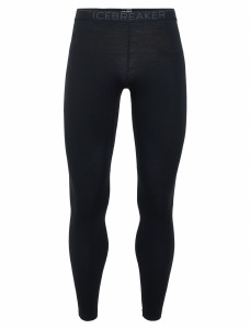 Zone LS Legging 200 Black/Mine