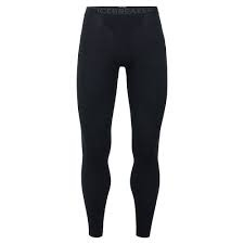 Oasis Legging w Fly 200 Black