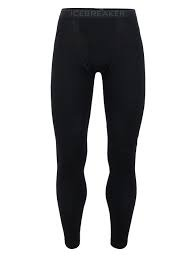 Tech Legging w Fly 260 Black/M