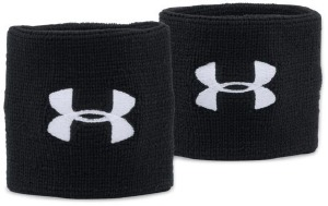 "UA 3"" Performance Wristbands N"