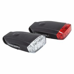 Lumière Combo USB Noir