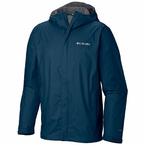 Watertight 2 Jacket Petrol Blu