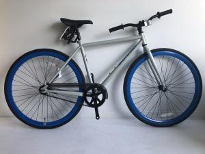 Racer Gris Bleu 52cm