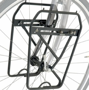 Journey DLX Lowrider Rack FT