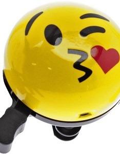 Emoji bell Kiss