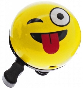 Emoji bell Wink