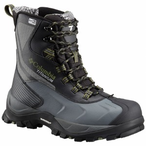 Powderhouse TI OH 3D Black 9.5
