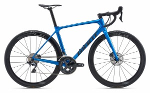 TCR Advanced Pro 2 Disc Blue M