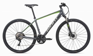 Roam 1 Disc Charcoal/Green S