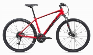 Roam 2 Disc Pure Red S
