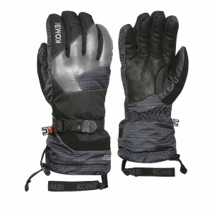 The Time Gloves Bk Navaho M