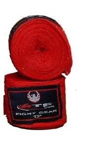 Bandage 12' Rouge
